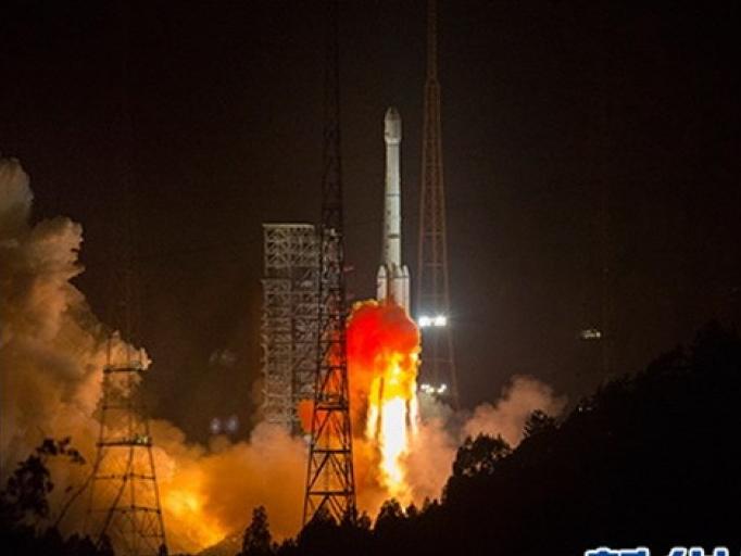 Vệ tinh Alcomsat-1 của Algerie