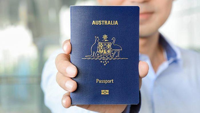 Con cái của bạn sẽ được mang quốc tịch Úc