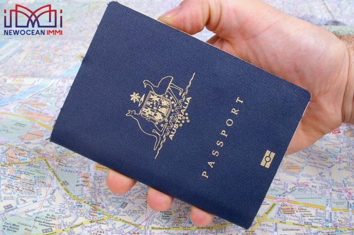 Để định cư Úc diện công ty bảo lãnh bạn nên xin visa Úc 121