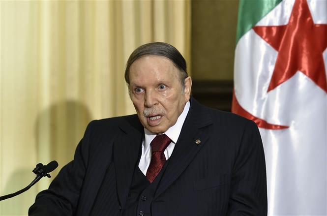 Tổng thống Bouteflika
