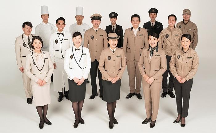 Đồng phục được xem là hình ảnh thương hiệu của một công ty
