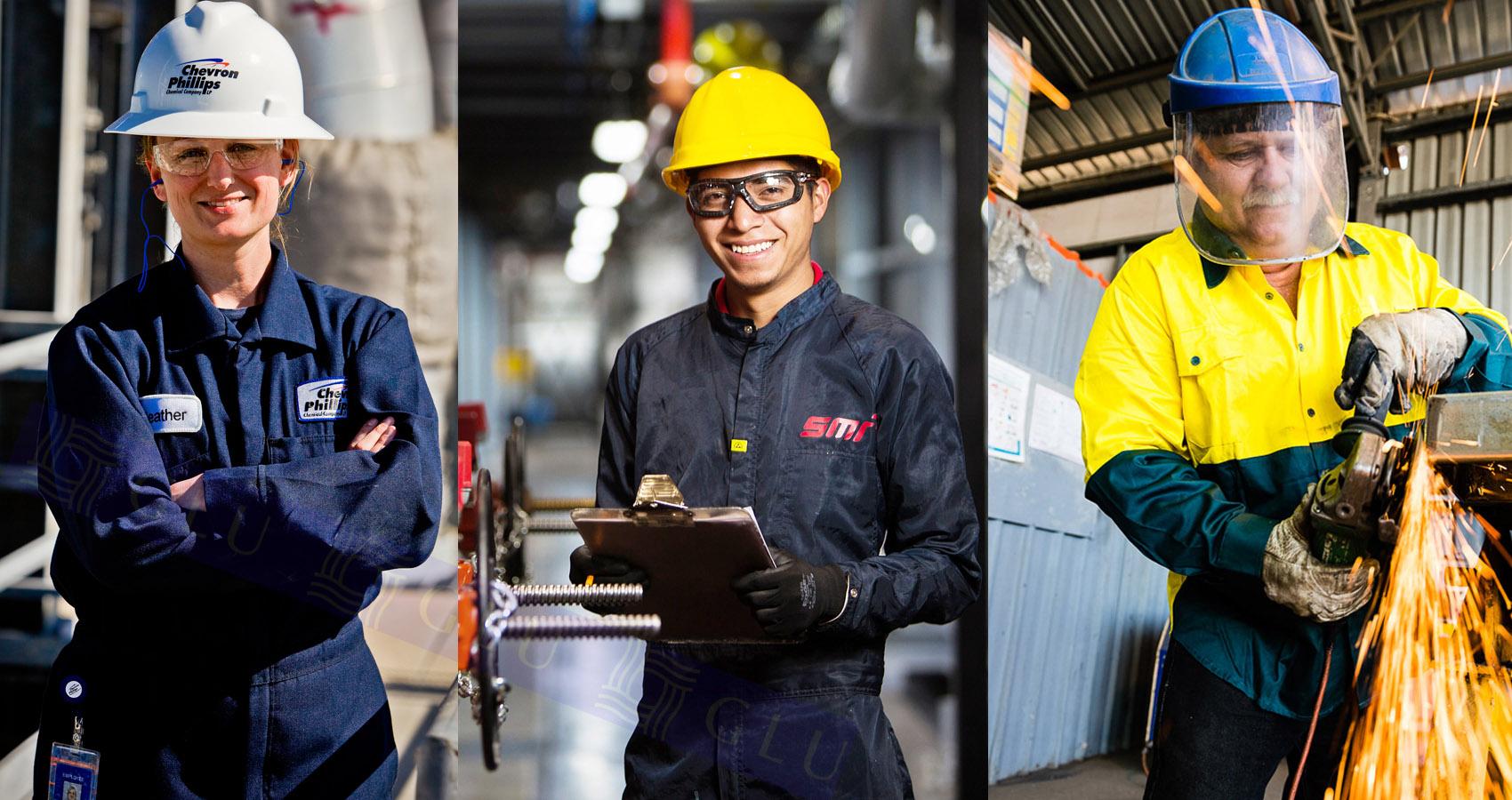 Đồng phục bảo hộ lao động để giảm thiểu tối đa tai nạn lao động