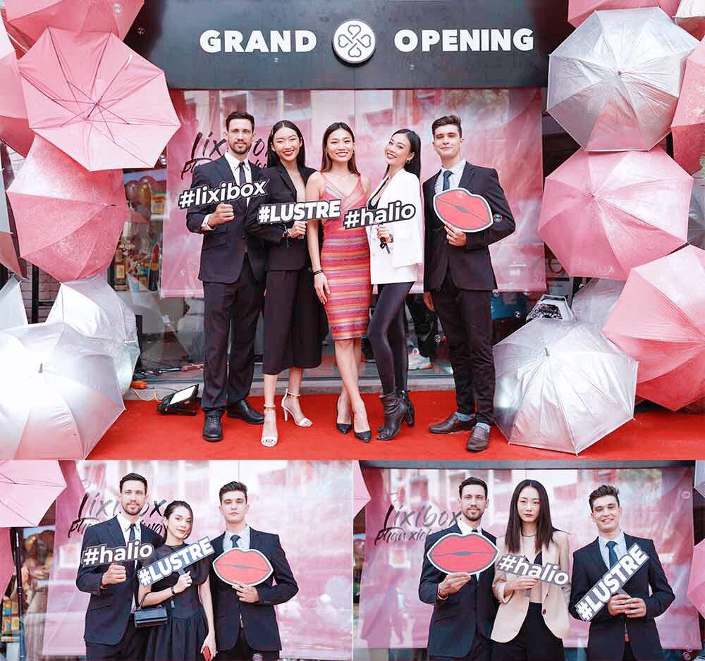 Lixibox Grand Opening