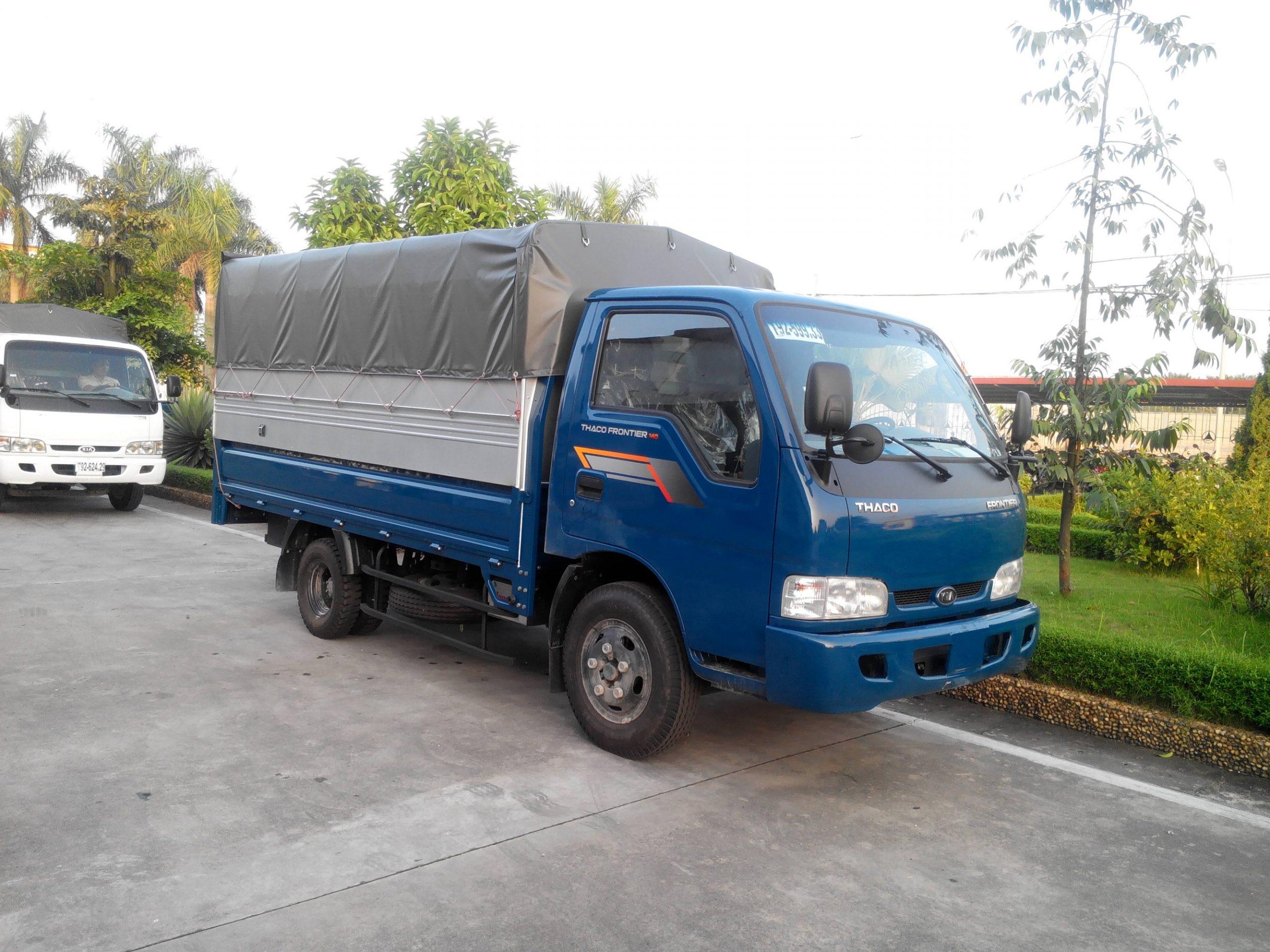 Xe tải chuyển nhà